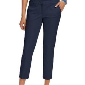 NWT Tommy Hilfiger Blue Cropped Pants